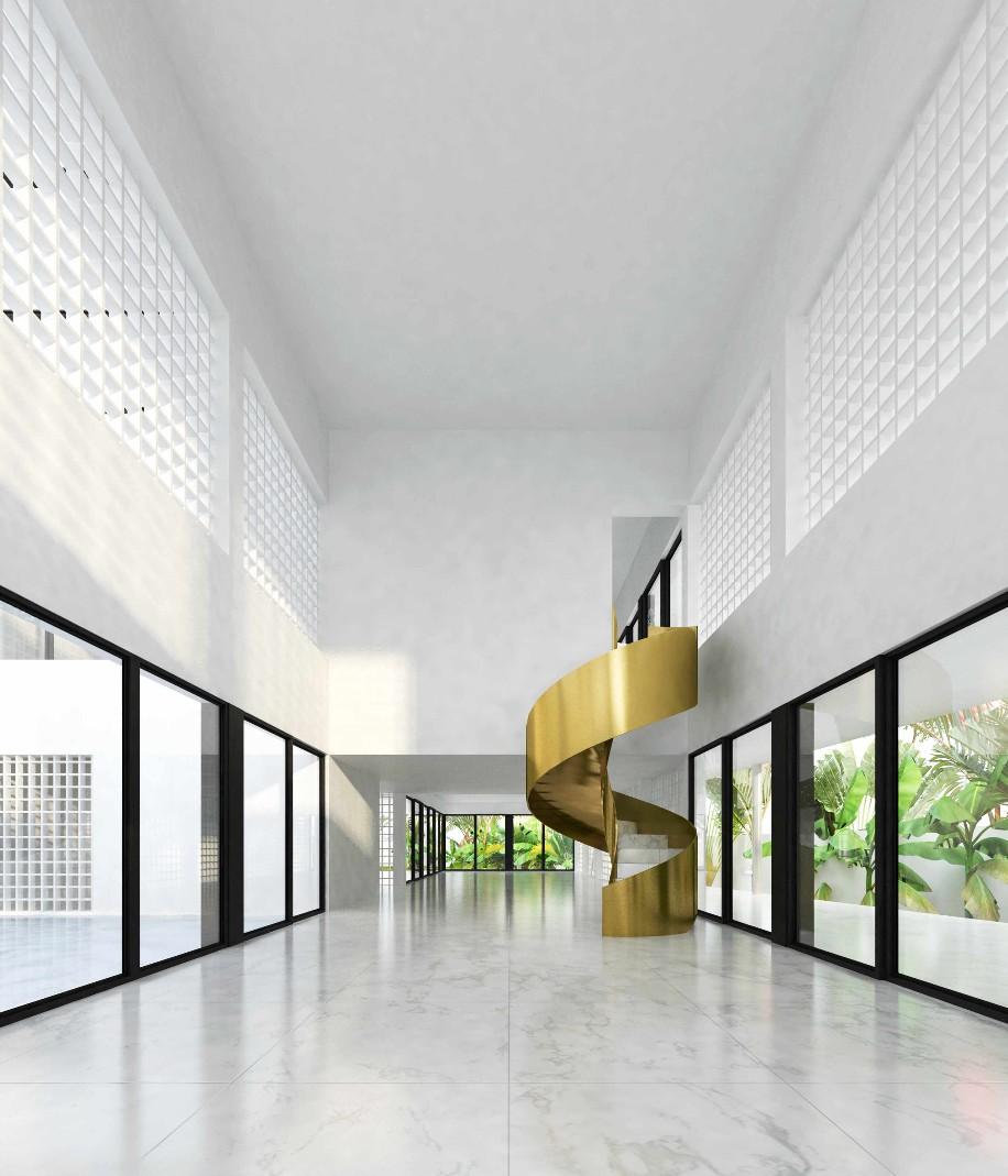 be house lotoarchilab. Black Bedroom Furniture Sets. Home Design Ideas