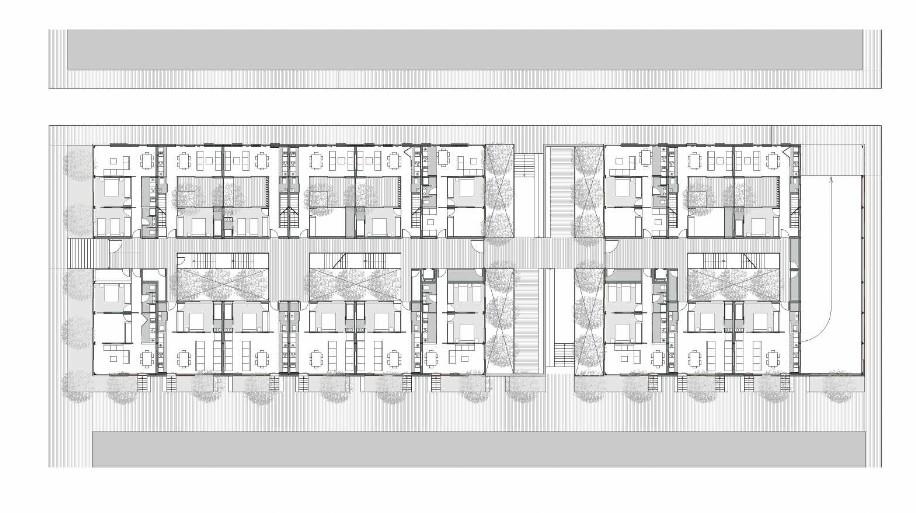 cabanyal social centre lotoarchilab. Black Bedroom Furniture Sets. Home Design Ideas