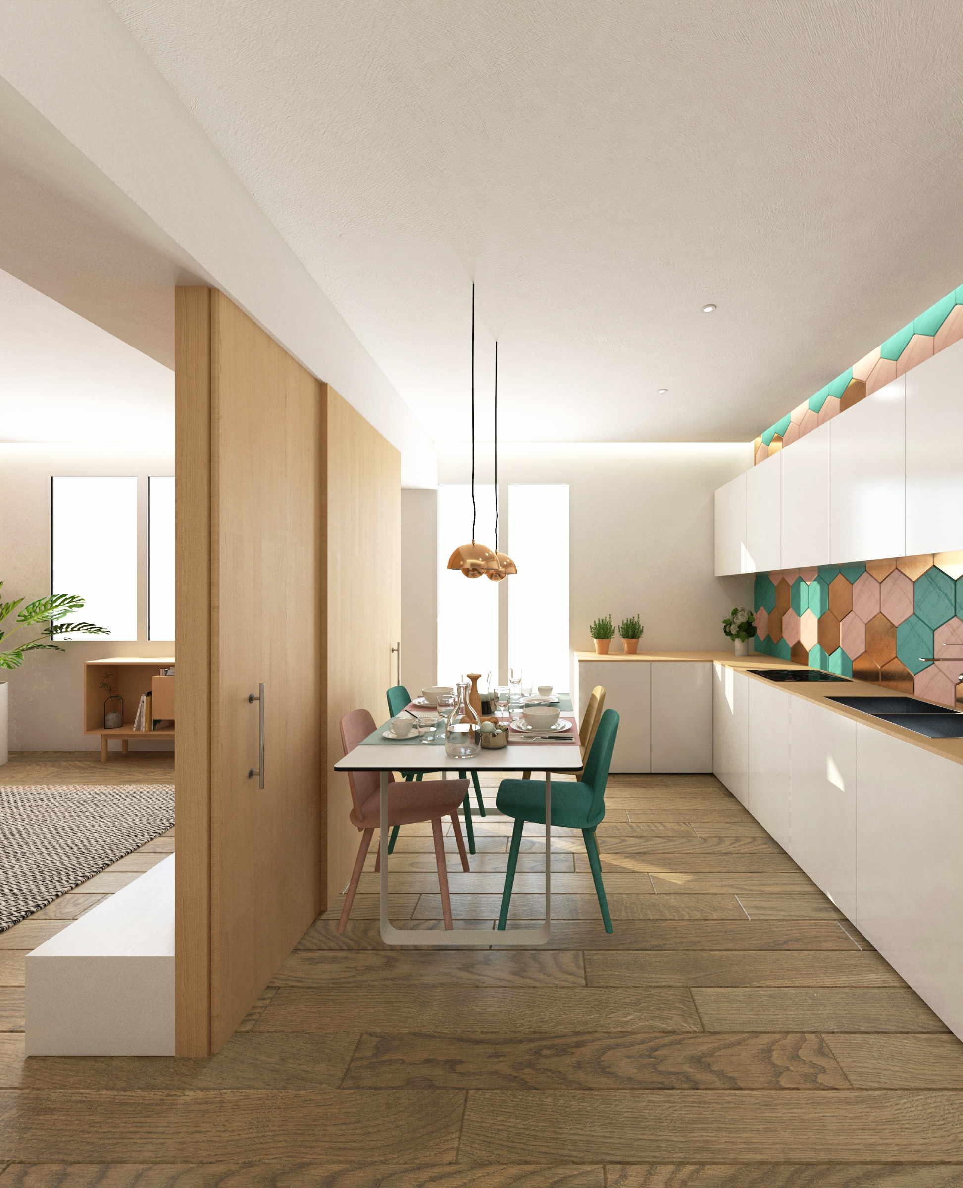 mp apt renovation lotoarchilab. Black Bedroom Furniture Sets. Home Design Ideas