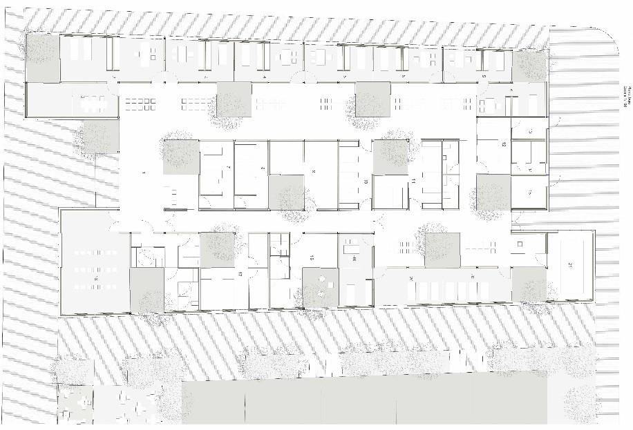 cabanyal medical centre lotoarchilab. Black Bedroom Furniture Sets. Home Design Ideas